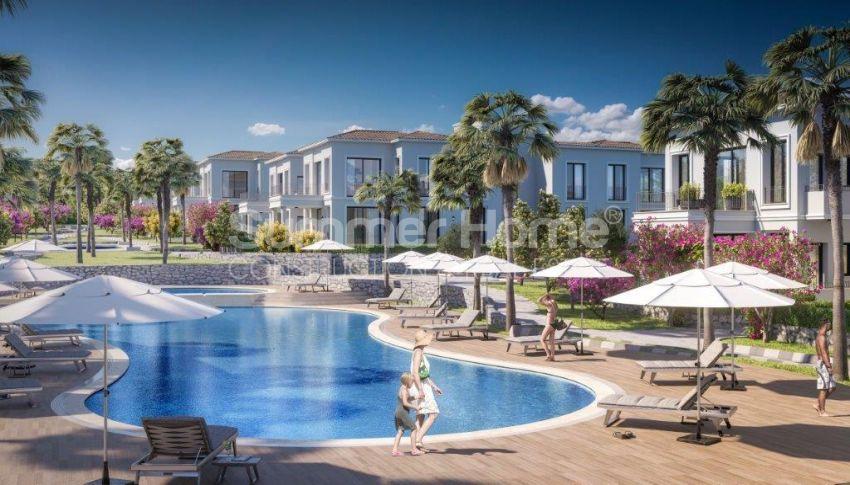 آپارتمان ها و ویلاها با نام تجاری جدید در محیط  سبز زیبا در قبرس شمالی general - 1