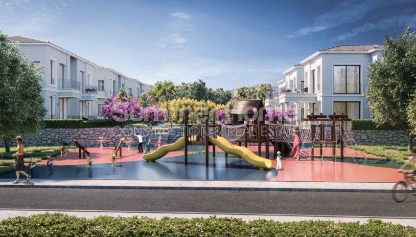 آپارتمان ها و ویلاها با نام تجاری جدید در محیط  سبز زیبا در قبرس شمالی general - 2