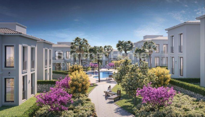 آپارتمان ها و ویلاها با نام تجاری جدید در محیط  سبز زیبا در قبرس شمالی general - 3