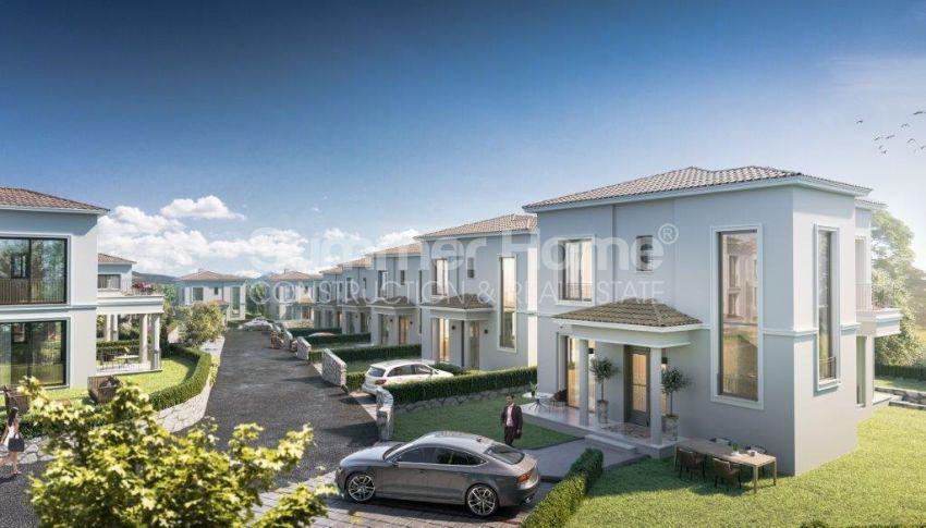 آپارتمان ها و ویلاها با نام تجاری جدید در محیط  سبز زیبا در قبرس شمالی general - 4