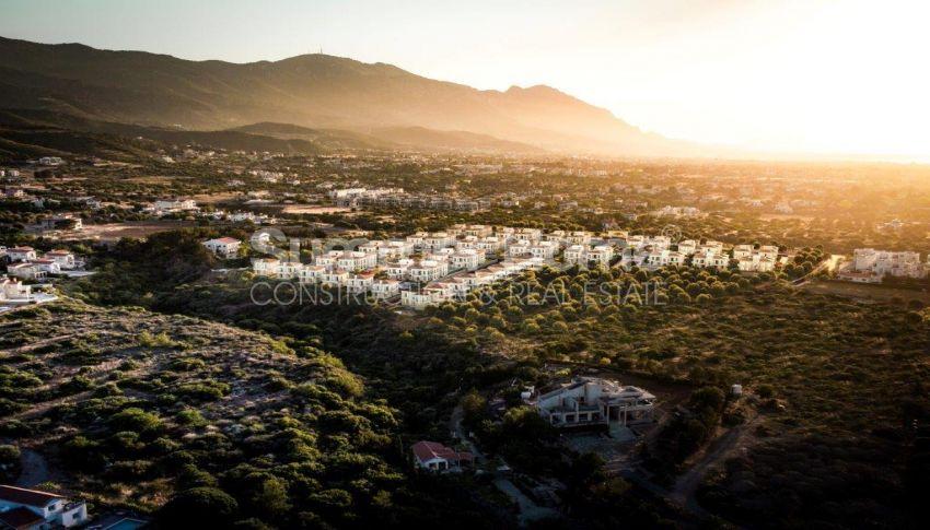 آپارتمان ها و ویلاها با نام تجاری جدید در محیط  سبز زیبا در قبرس شمالی general - 6