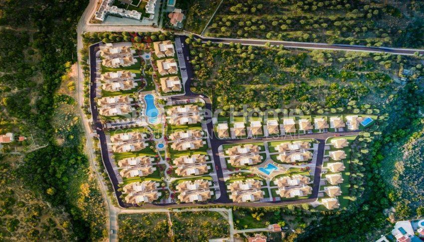 آپارتمان ها و ویلاها با نام تجاری جدید در محیط  سبز زیبا در قبرس شمالی general - 7