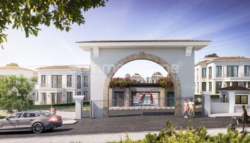 آپارتمان ها و ویلاها با نام تجاری جدید در محیط  سبز زیبا در قبرس شمالی general - 8