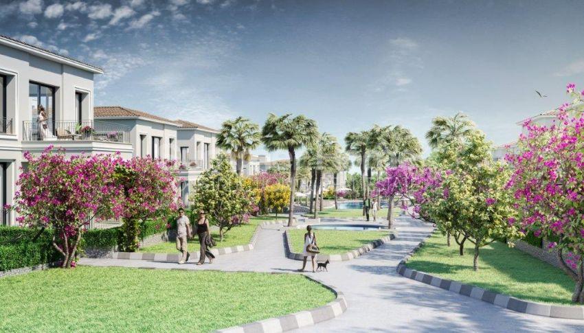 آپارتمان ها و ویلاها با نام تجاری جدید در محیط  سبز زیبا در قبرس شمالی general - 10
