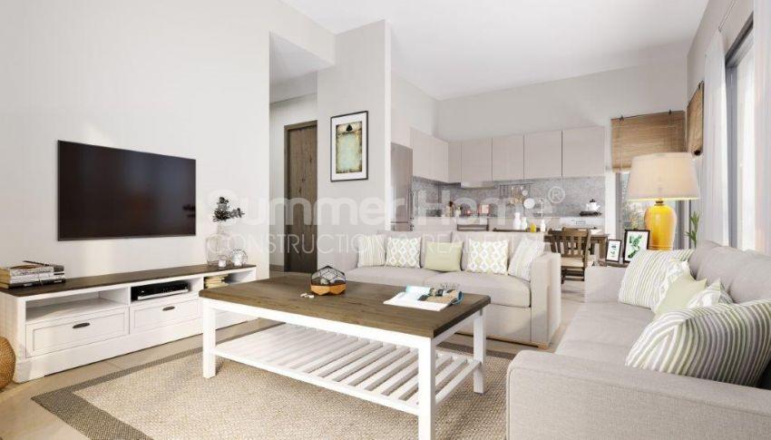 آپارتمان ها و ویلاها با نام تجاری جدید در محیط  سبز زیبا در قبرس شمالی interior - 11