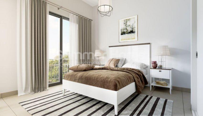 آپارتمان ها و ویلاها با نام تجاری جدید در محیط  سبز زیبا در قبرس شمالی interior - 16