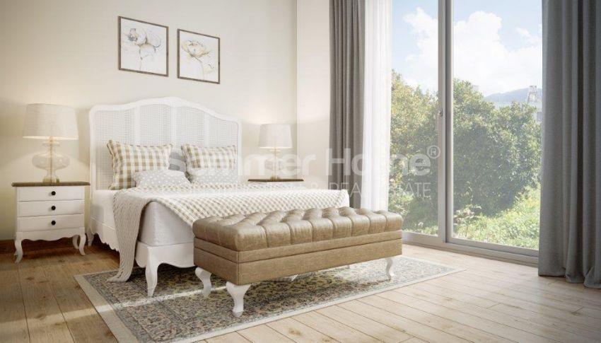 آپارتمان ها و ویلاها با نام تجاری جدید در محیط  سبز زیبا در قبرس شمالی interior - 23