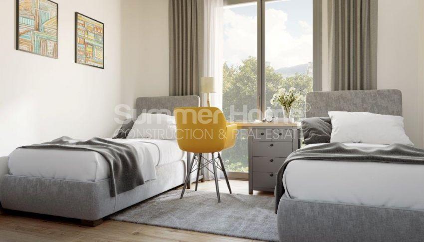 آپارتمان ها و ویلاها با نام تجاری جدید در محیط  سبز زیبا در قبرس شمالی interior - 24