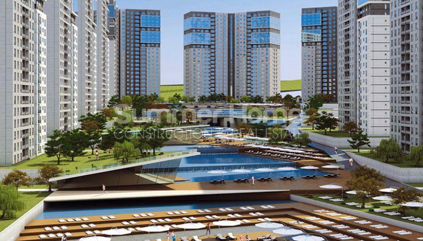 伊斯坦布尔/贝利克杜祖中心地段的精品住房,基础设施丰富 general - 6
