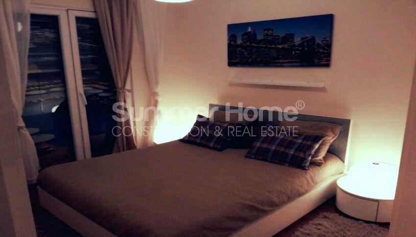 آپارتمان شیک با امکانات اجتماعی فراوان در مرکز بیلیکدوزو، استانبول interior - 12