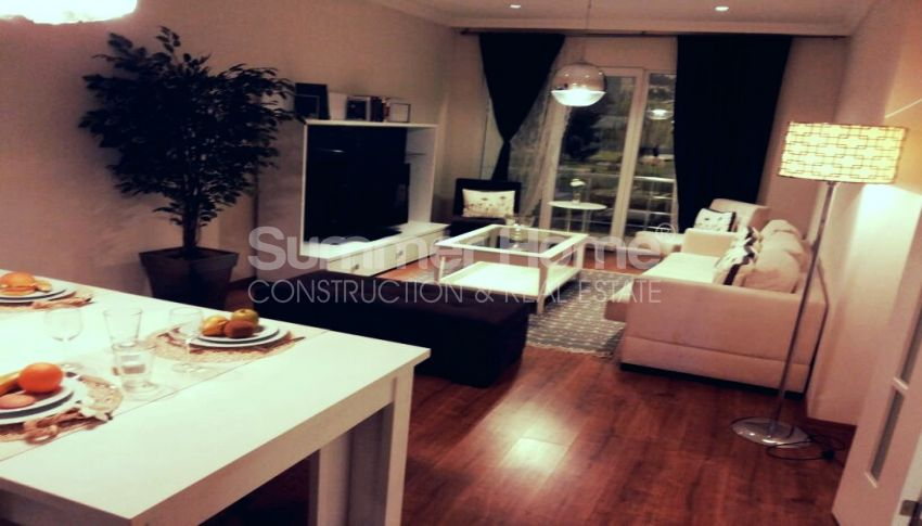 آپارتمان شیک با امکانات اجتماعی فراوان در مرکز بیلیکدوزو، استانبول interior - 13