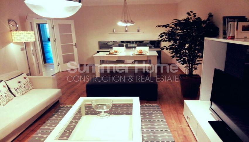 آپارتمان شیک با امکانات اجتماعی فراوان در مرکز بیلیکدوزو، استانبول interior - 20