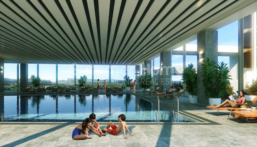伊斯坦布尔/Basin Express热门地段的住宅,适合居家 facility - 11