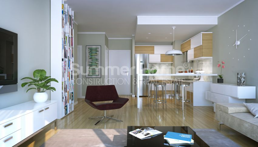 伊斯坦布尔/Basin Express热门地段的住宅,适合居家 interior - 11