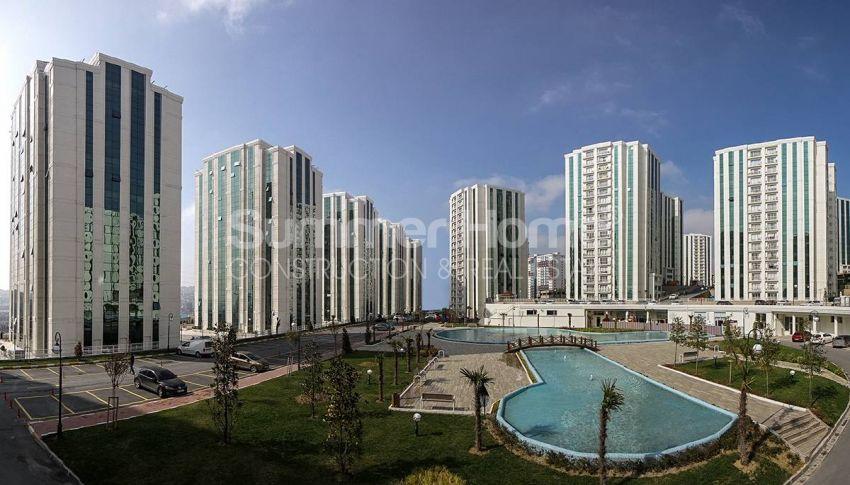 靠近伊斯坦布尔中心的舒适住宅,设计豪华 general - 3