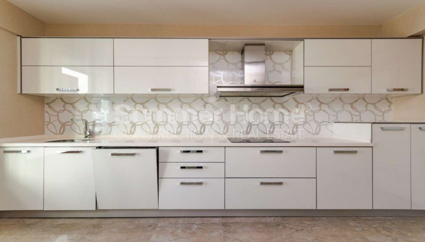 靠近伊斯坦布尔中心的舒适住宅,设计豪华 interior - 16