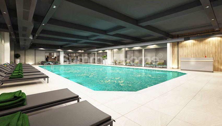 伊斯坦布尔中心的五星级标准的优价公寓 facility - 21