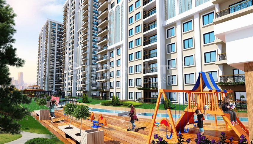 伊斯坦布尔中心的五星级标准的优价公寓 general - 2