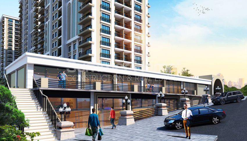 伊斯坦布尔中心的五星级标准的优价公寓 general - 3
