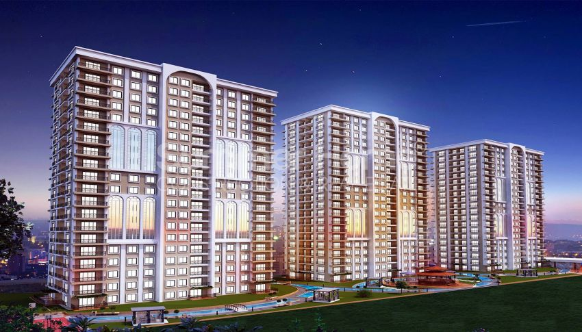 伊斯坦布尔中心的五星级标准的优价公寓 general - 6