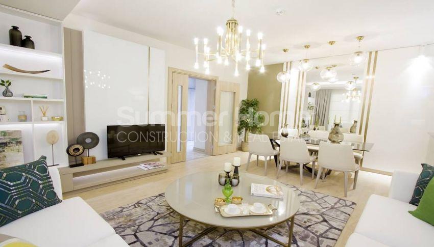 伊斯坦布尔中心的五星级标准的优价公寓 interior - 9