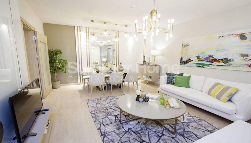 伊斯坦布尔中心的五星级标准的优价公寓 interior - 13
