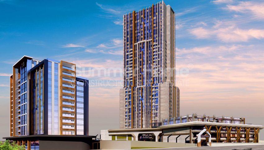 آپارتمان ها با قیمت مناسب و امکانات عمومی در استانبول مرکزی general - 3