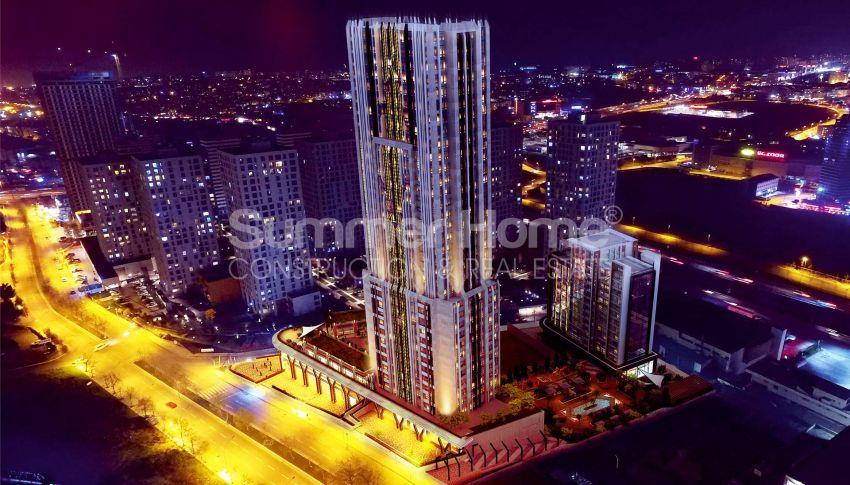 آپارتمان ها با قیمت مناسب و امکانات عمومی در استانبول مرکزی general - 4