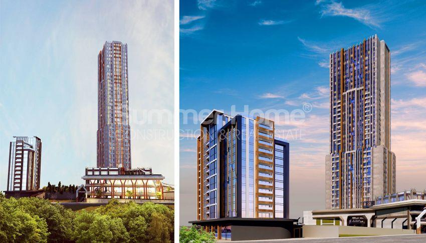 آپارتمان ها با قیمت مناسب و امکانات عمومی در استانبول مرکزی general - 6