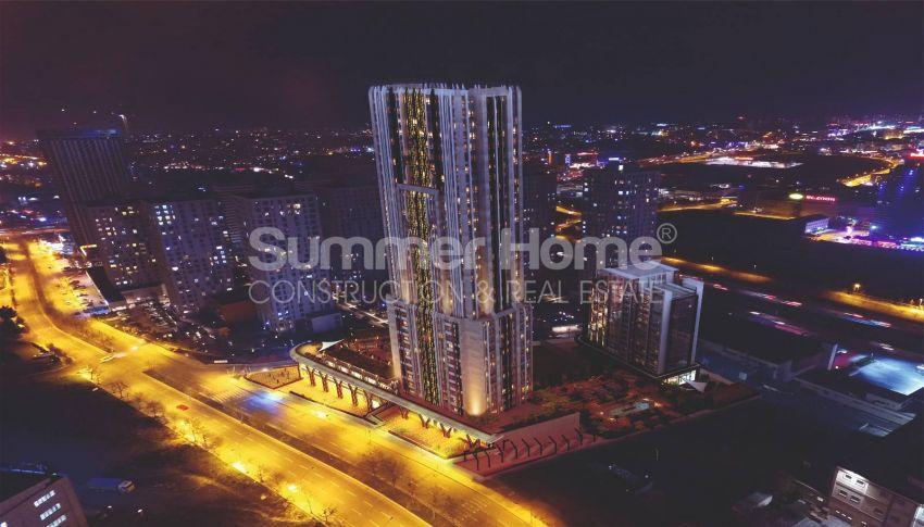 آپارتمان ها با قیمت مناسب و امکانات عمومی در استانبول مرکزی general - 7