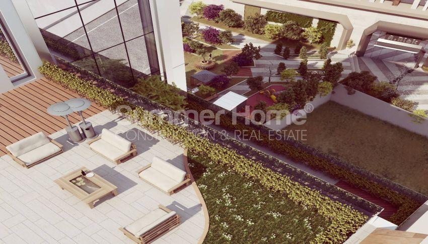 آپارتمان ها با قیمت مناسب و امکانات عمومی در استانبول مرکزی general - 8