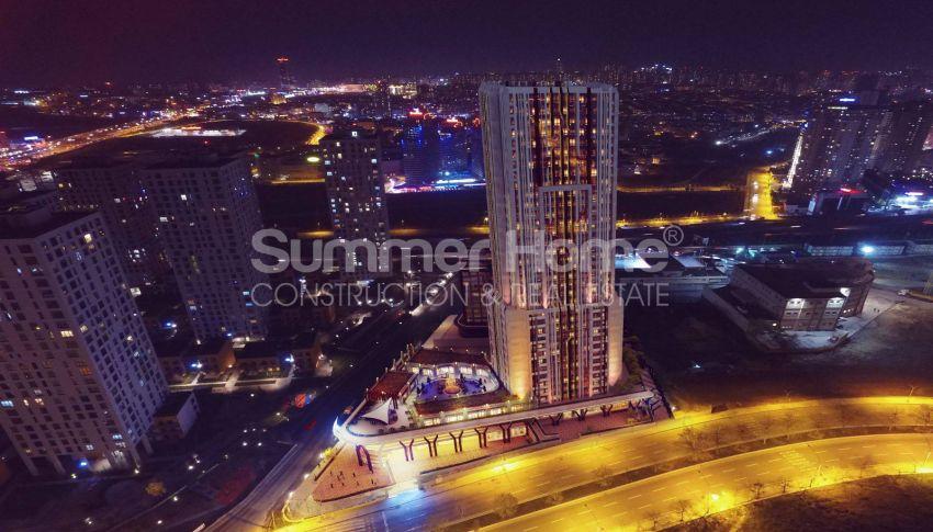 آپارتمان ها با قیمت مناسب و امکانات عمومی در استانبول مرکزی general - 9