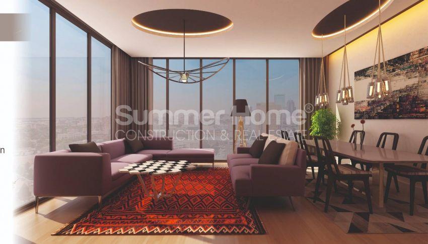 آپارتمان ها با قیمت مناسب و امکانات عمومی در استانبول مرکزی interior - 11