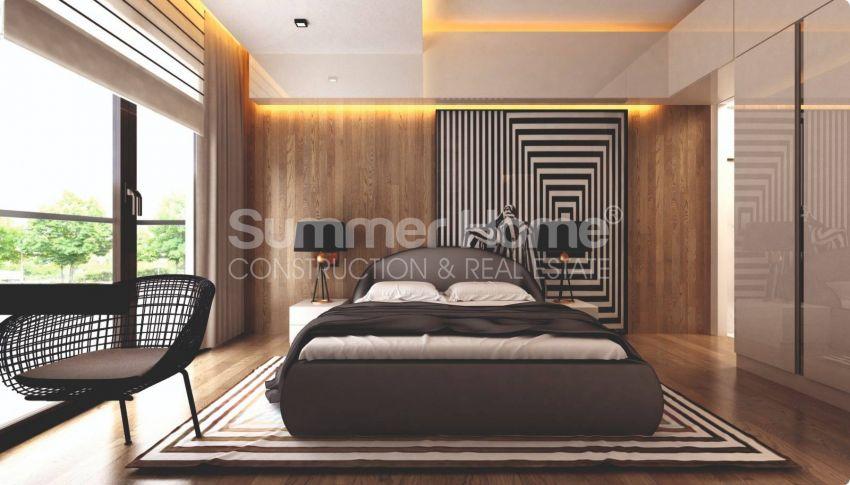 آپارتمان ها با قیمت مناسب و امکانات عمومی در استانبول مرکزی interior - 13
