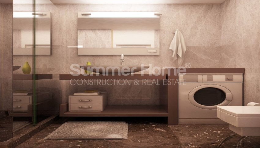 آپارتمان ها با قیمت مناسب و امکانات عمومی در استانبول مرکزی interior - 15
