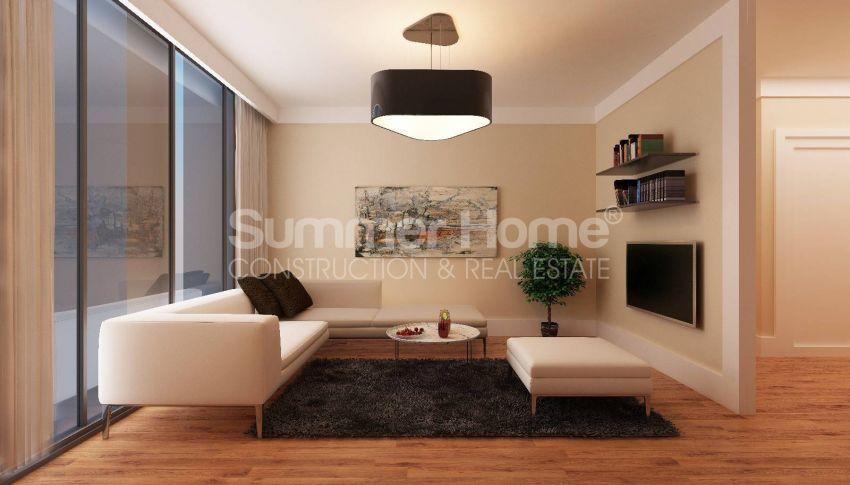 آپارتمان ها با قیمت مناسب و امکانات عمومی در استانبول مرکزی interior - 16