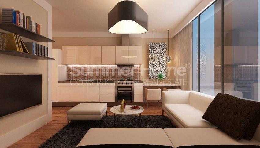 آپارتمان ها با قیمت مناسب و امکانات عمومی در استانبول مرکزی interior - 17