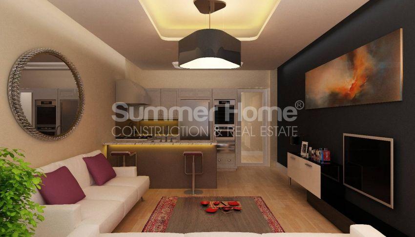 آپارتمان ها با قیمت مناسب و امکانات عمومی در استانبول مرکزی interior - 18