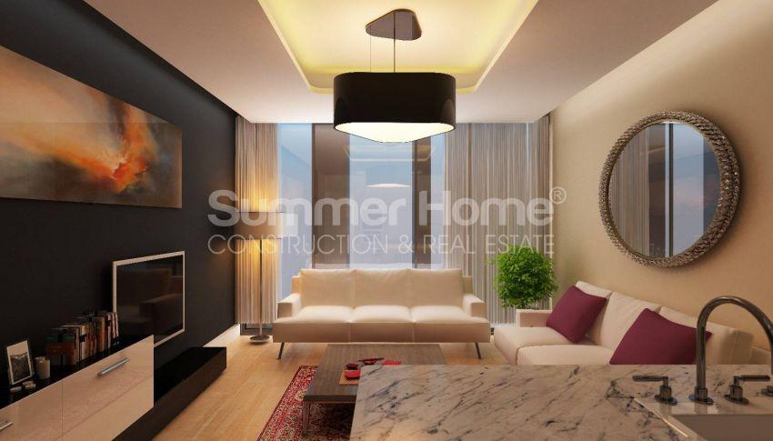آپارتمان ها با قیمت مناسب و امکانات عمومی در استانبول مرکزی interior - 19