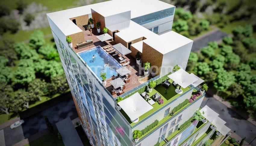 伊斯坦布尔的低价公寓,带城市景观 general - 5