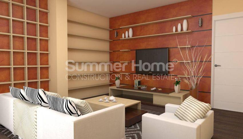 伊斯坦布尔的低价公寓,带城市景观 interior - 7