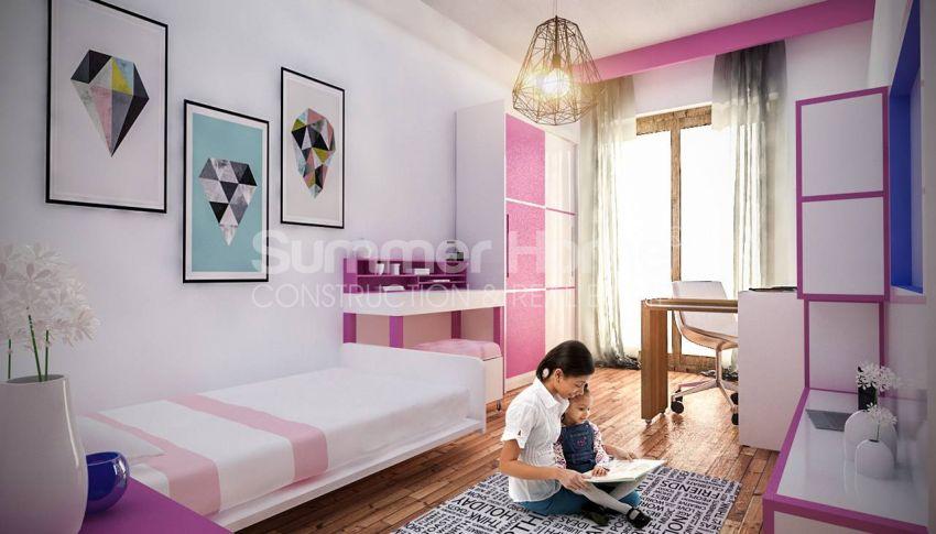 伊斯坦布尔的低价公寓,带城市景观 interior - 8