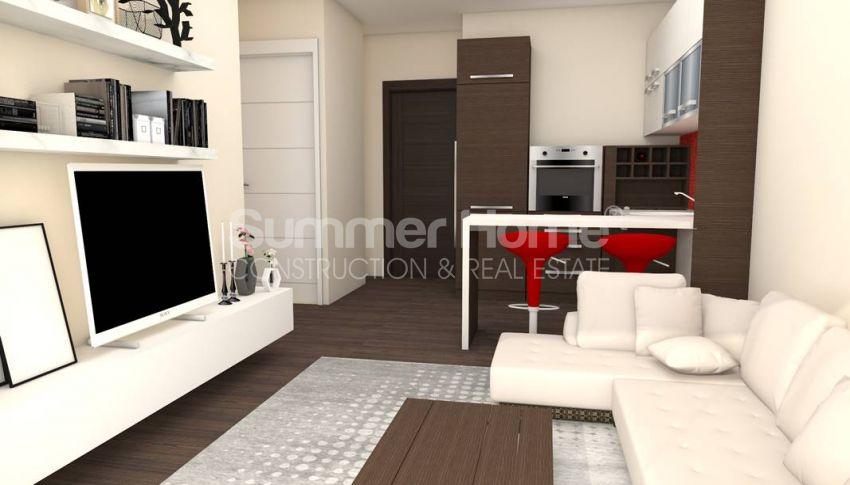 伊斯坦布尔的低价公寓,带城市景观 interior - 9