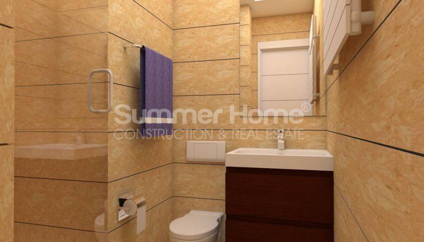 伊斯坦布尔的低价公寓,带城市景观 interior - 12