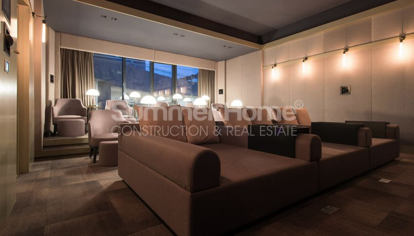 伊斯坦布尔市中心的设计豪华的城市美景公寓 facility - 17