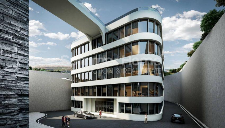 伊斯坦布尔市中心的设计豪华的城市美景公寓 general - 2