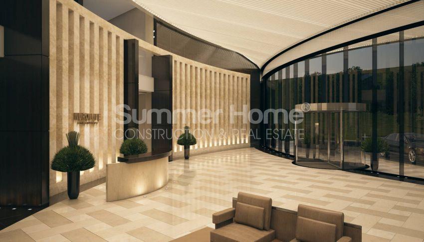 伊斯坦布尔市中心的设计豪华的城市美景公寓 general - 6