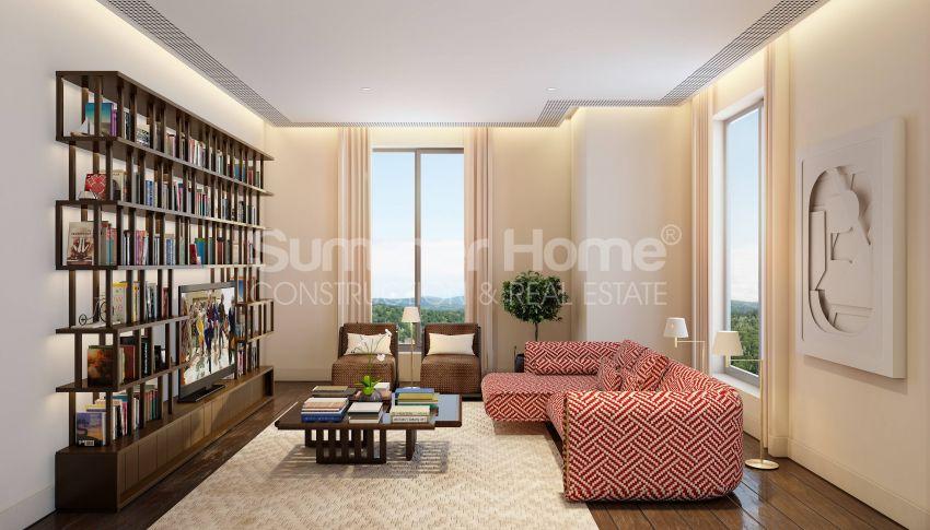 伊斯坦布尔市中心的设计豪华的城市美景公寓 interior - 8