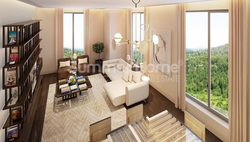 伊斯坦布尔市中心的设计豪华的城市美景公寓 interior - 10