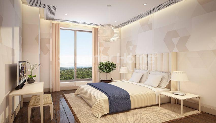 伊斯坦布尔市中心的设计豪华的城市美景公寓 interior - 11